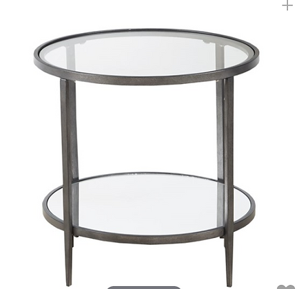 Tatum End Table - Designer Living
