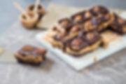 salted carame brownies