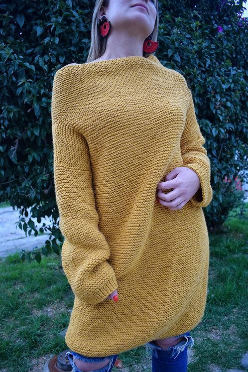 Vestido Minimal Handmade