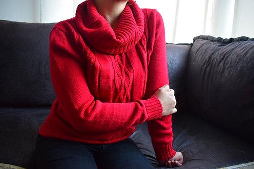 Suéter Trenzado Knitwear