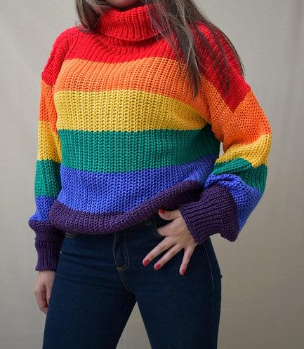 Saco Multicolor Pride