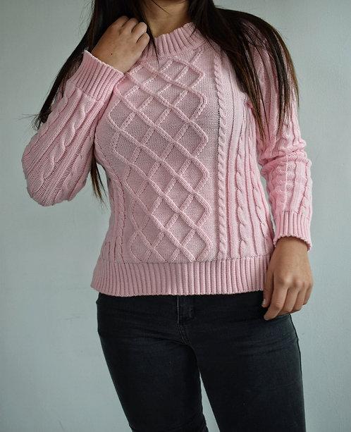 Suéter Trenzado