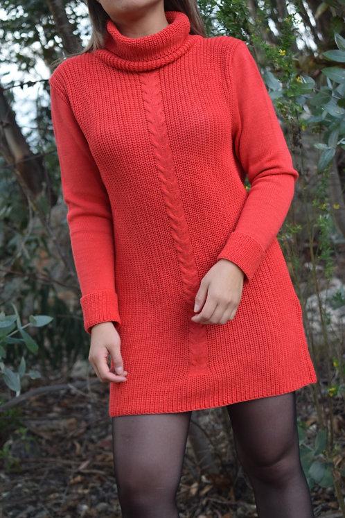 Vestido Trenzado Knitwear