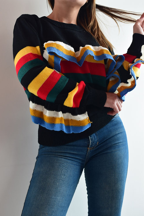 Suéter Multivariado Knitwear
