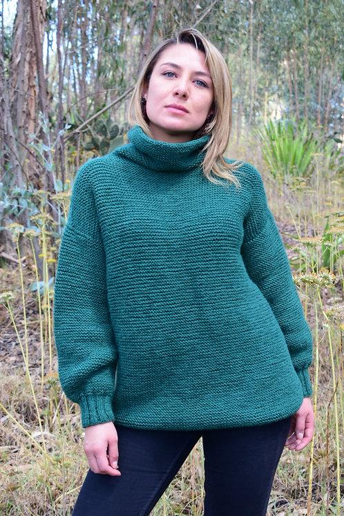Suéter Liso Handmade