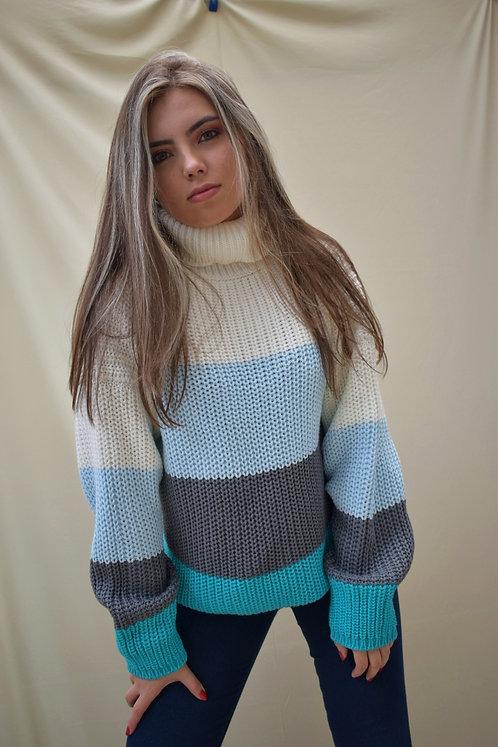 Saco Combinado  Knitwear