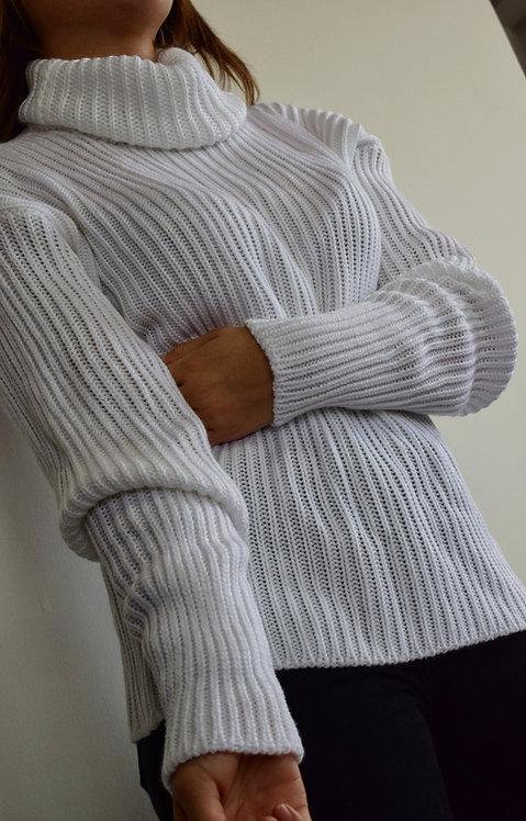 Suéter Básico Cuello Tortuga