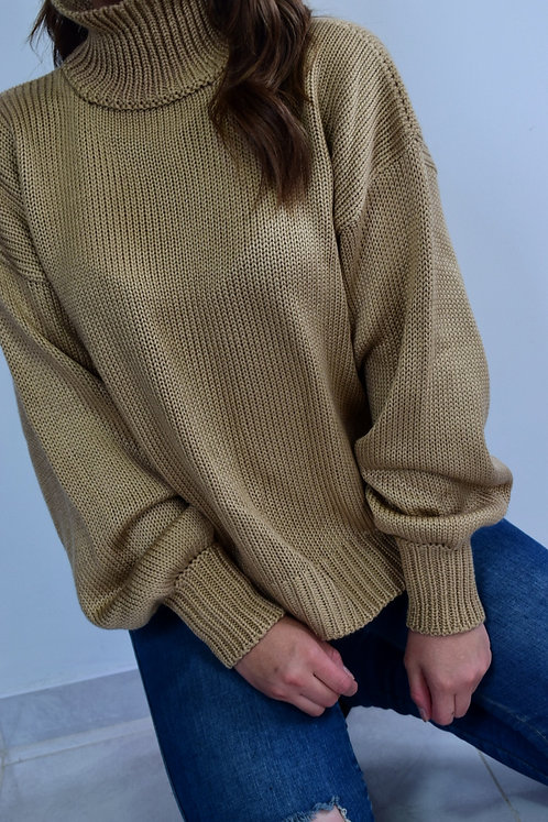 Suéter Liso Básico