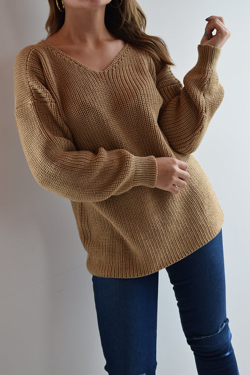 Suéter Liso Knitwear