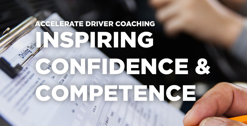Accelerate Driver Coaching