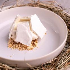 Latte e fieno: ingredienti semplici, ma