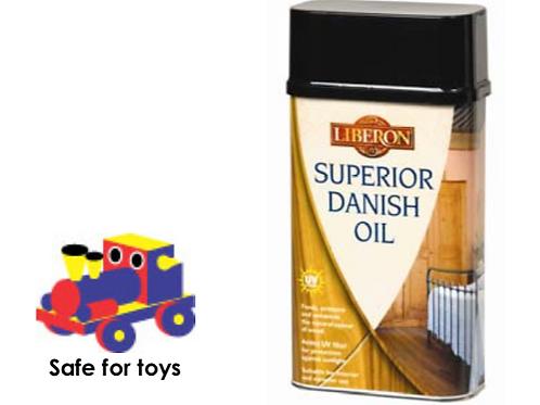 Superior Danish Oil