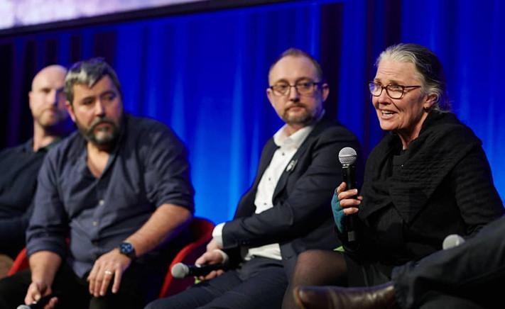 NEST Panel talk