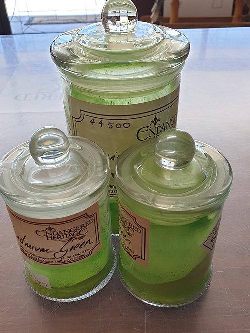 Kremer Pigment Cadmium Green