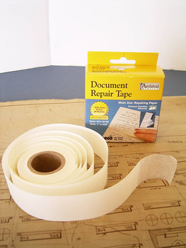 Document repair tape