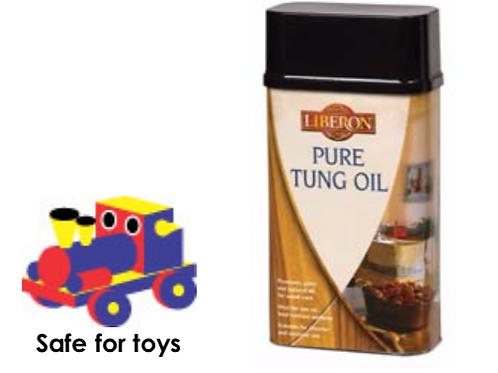 Pure Tung Oil