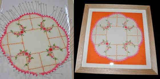 Embroidery Conservation