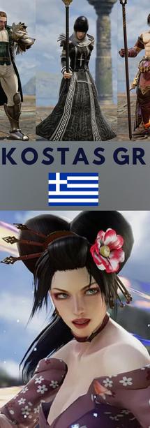 Kostas GR from Greece