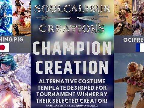 Champion Creations!
