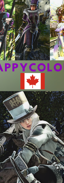 HappyColour from Canada