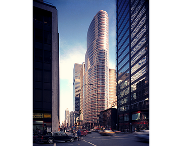 Lipstick Building (1986), address: 885 Third Avenue, Manhattan, New York, United States
