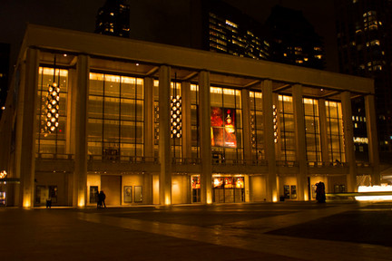 New York State Theater (1964), Address: 20 Lincoln Center Plaza Location	New York City