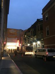 Orpheum Theater Boston. Main Entrance