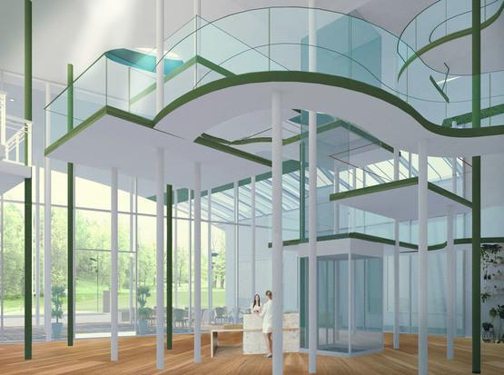 Arnold Arboretum Visitors Center Project