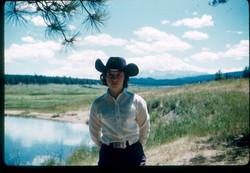 woodland park runnerup queen rodeo 1961, Nanette Bohenna