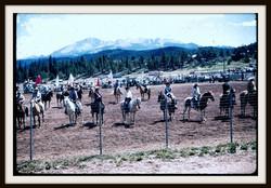 o woodland park rodeo 1961
