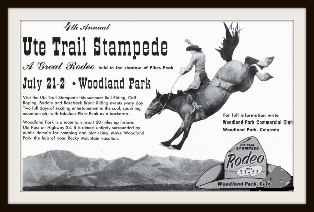 g 4th Annual Stampede, 1951