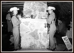 l 1955, Anita Lynch & B. Van Oss