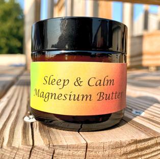 Sleep & Calm Magnesium Butter