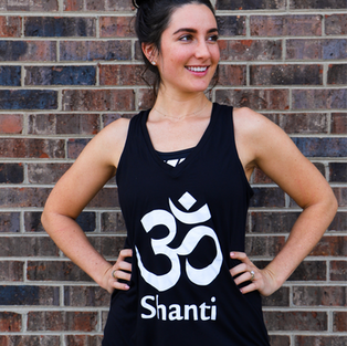 Black Shanti Tank