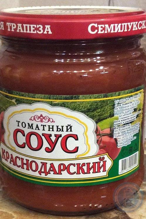 Соус томатный краснодарский 500 г