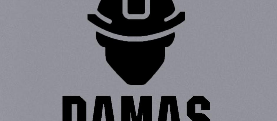 Оформление сообщества компании Дамас