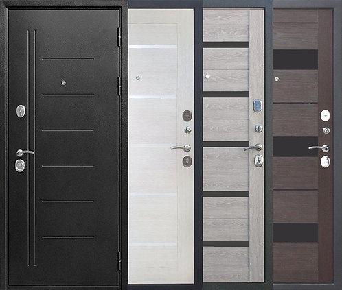 Дверь входная металлическая Троя Муар Царга 10 см