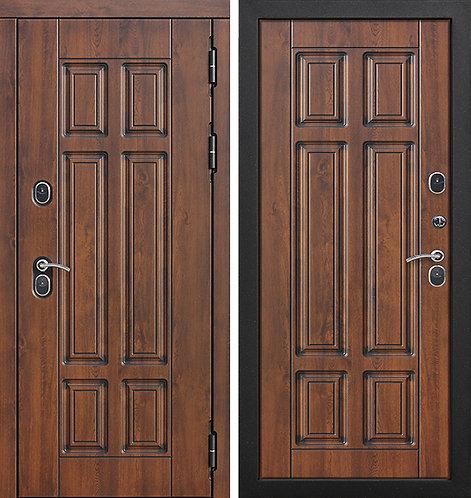 Дверь входная металлическая ISOTERMA 13 см МДФ/МДФ
