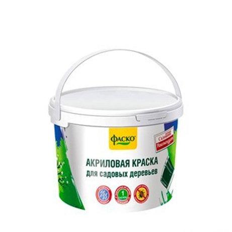 Краска для садовых деревьев ведро 2,5 кг
