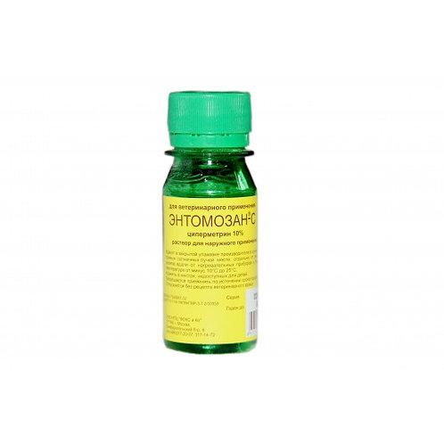 Энтомозан-С 50мл