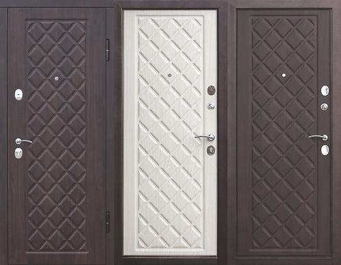 Дверь входная металлическая Камелот Vinorit