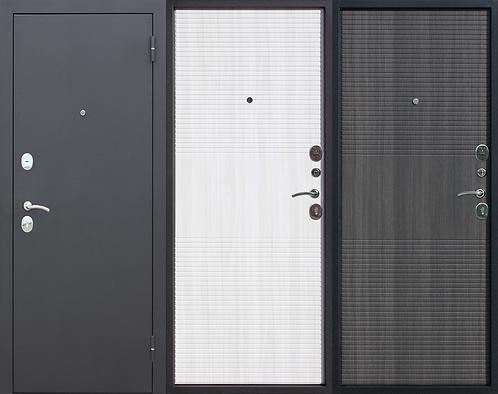 Дверь входная металлическая Гарда Муар 7,5 см
