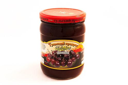 Повидло вишнёвое Тульский продукт 550 гр