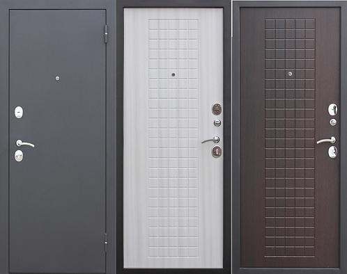 Дверь входная металлическая Гарда муар 8 мм