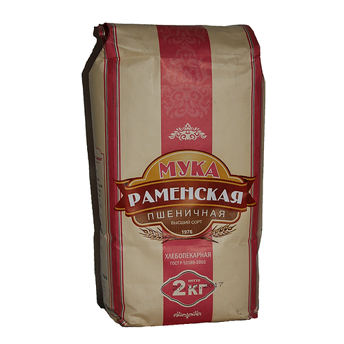 Мука пшеничная 2 кг