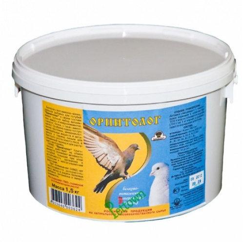 """Премикс для голубей """"Орнитолог"""" (гранулы) 1,5 кг"""