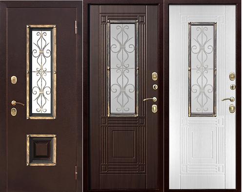 Дверь входная металлическая Цитадель Венеция