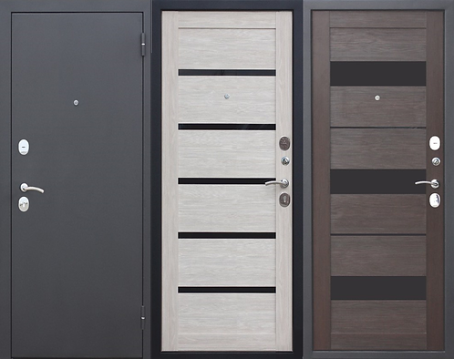 Дверь входная металлическая Гарда Муар Царга 22 мм
