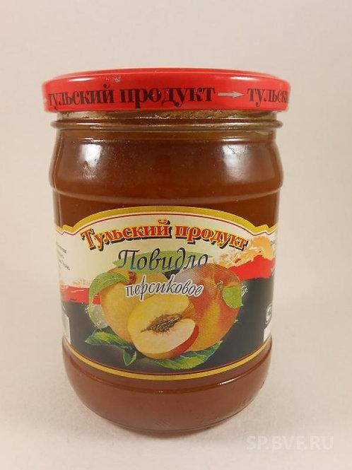 Повидло персиковое  Тульский продукт 550 гр