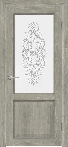 Межкомнатная дверь S-42